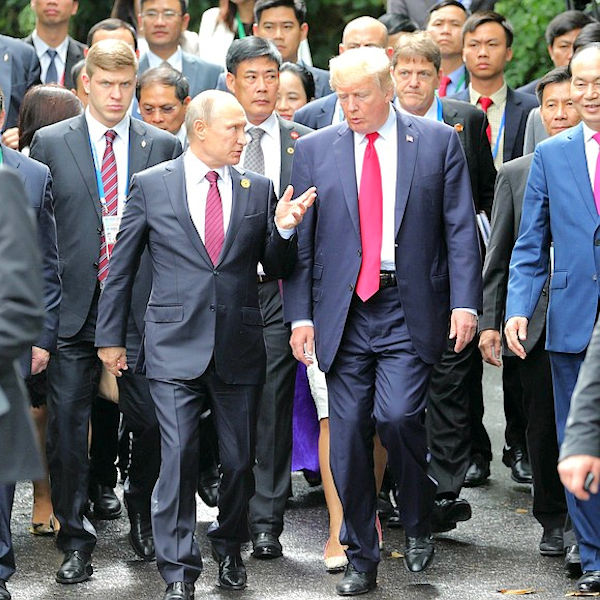 [Point]Counterpoint: Trump's Global Strategy