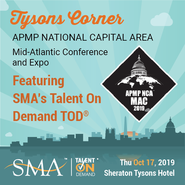 Visit SMA at APMP 2019 Mid-Atlantic Conference (MAC) Conference and Expo