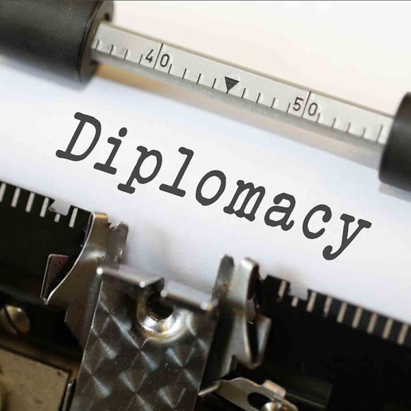 The Imperative of Diplomacy