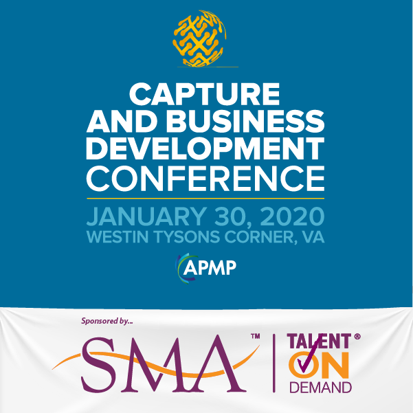 Visit SMA at APMP Capture and Business Development Conference