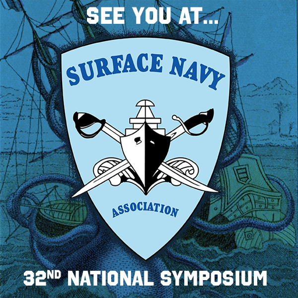 SMA Attends Surface Navy Association 32nd National Symposium